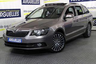 Skoda Superb Combi 3.6 V6 FSI 260cv DSG 4x4 Laurin & Klement