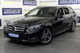 Mercedes Clase E E 350 4Matic Estate 306cv Avantgarde 7G Plus