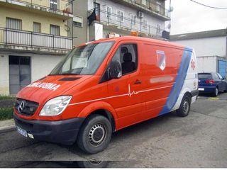 Mercedes Sprinter Sprinter 315 CDI AMBULANCIA L2H1 Ambulance