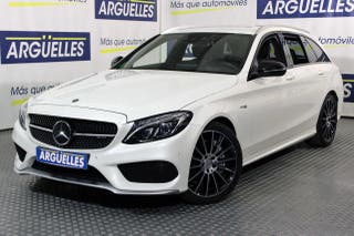 Mercedes Clase C C 43 AMG Estate 4Matic 367cv