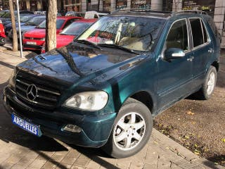 Mercedes ML ML 400 CDI 7PLAZAS 250cv