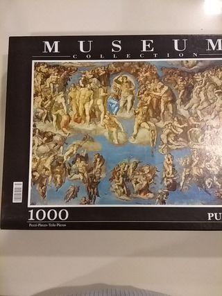 puzzle 1000 piezas por estrenar
