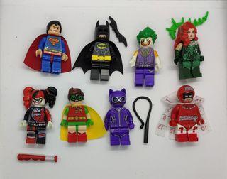 Figuras tipo lego batman