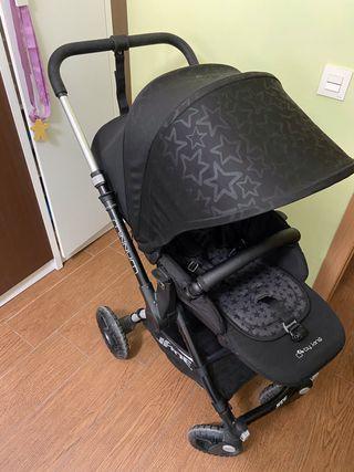 Carrito bebé Jané minnum dúo silla+cuco