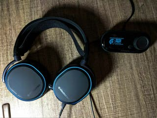 Steelseries Arctis Pro With Gamedac