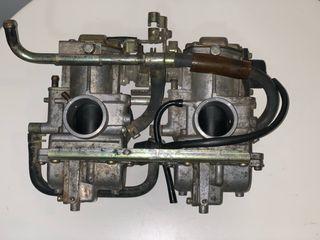 Yamaha tzr 250 3MA1 Carburadores