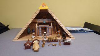 Playmobil pirámide Egipto