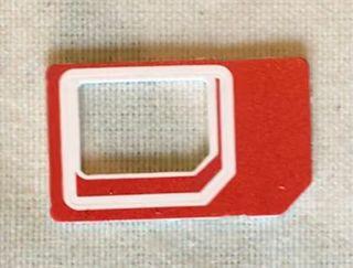 Adaptador SIM nano-micro-standard