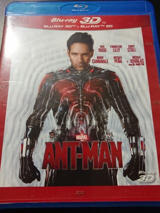 Ant-man bluray Marvel