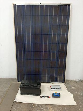 kit solar completo