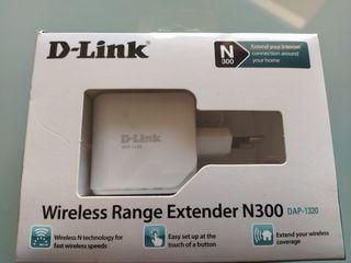 Extensor de WIFI D-Link N300