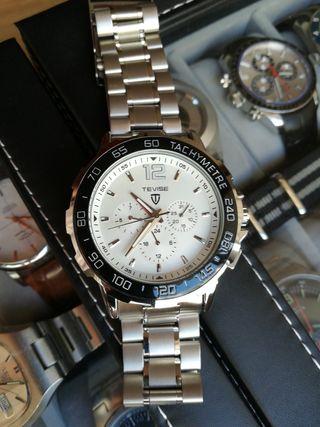 Reloj, rellotge automàtic Tevise nou