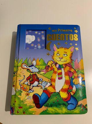 Libro infantil cuentos clásicos
