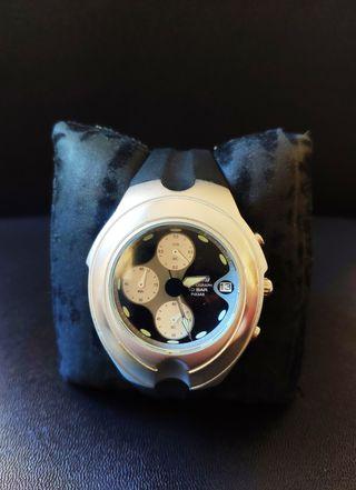 Ganga Reloj Vintage Seiko Pulsar Spoon