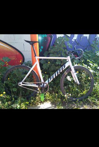 Bicicleta fixie Pure