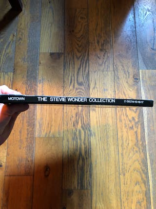 "Vinilo LPx4 . Stevie Wonder ""The Collection"""