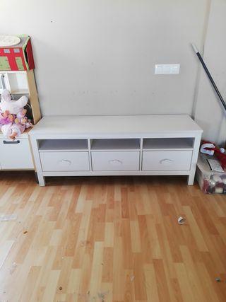 mueble tv cajonera ikea niños salón