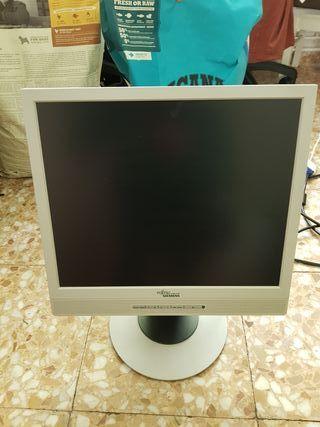 monitor pc color Fujitsu