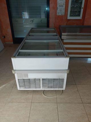 Congelador industrial 1100 CHV/V