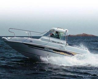 Barco de Pesca Shiren 656