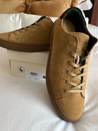 Zapatilla Sneaker ante El Ganso