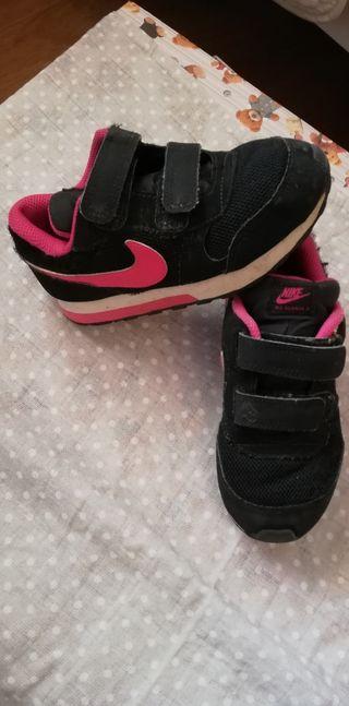 zapatillas nike niña 27
