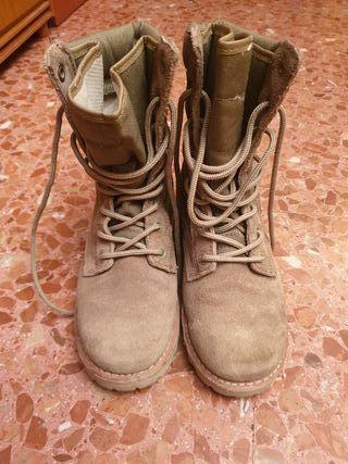 botas militares