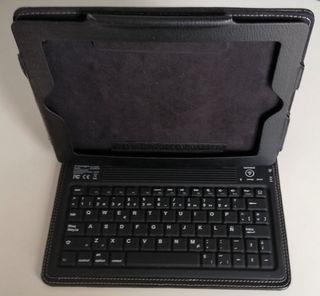 Kensington Key Folio con Bluethooth: iPad y iPad 2
