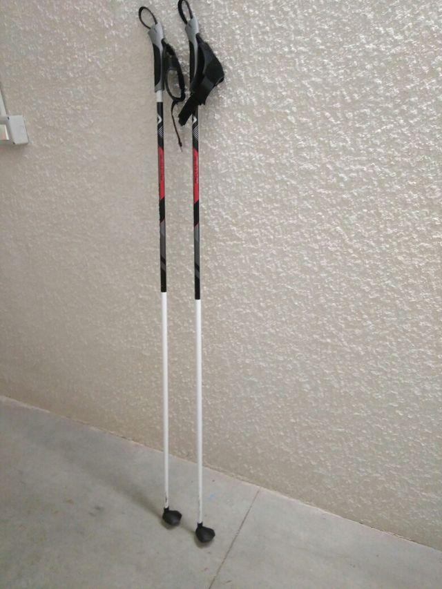Bastones esquí fondo Salomón Active