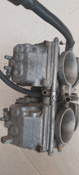 carburador doble MIKUNI