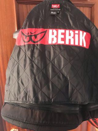 Chaqueta de cuero Berik