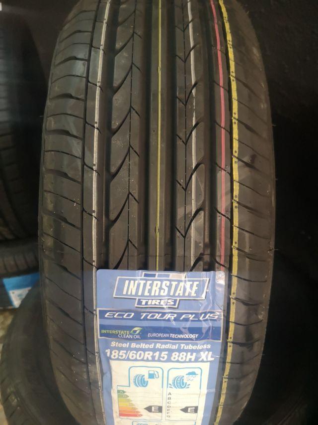 Neumaticos 185/60R15 88H XL Interstate
