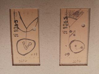 Billetes metro Joan Miro