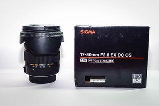 Sigma 17-50mm 2.8 [Nikon]