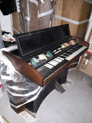 PIANO, ÓRGANO electrico HAMMOND