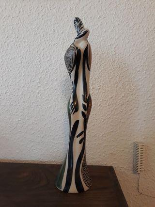 "Figura ""Regal cerámica"" artesanal gallega"