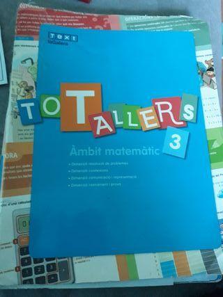 Libro matematicas 3°Primaria
