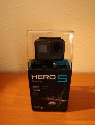 Gopro Hero 5 Black y Feiyu G6 (Estabilizador).