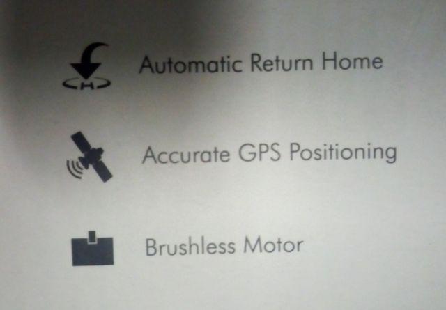 Dron hubsan x4 air