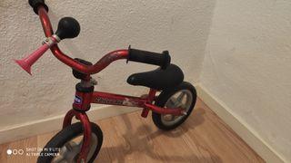 bicicleta sin pedal chico