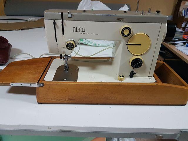 Maquina de coser semi industrial Alfa