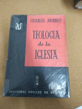 Teología de la iglesia
