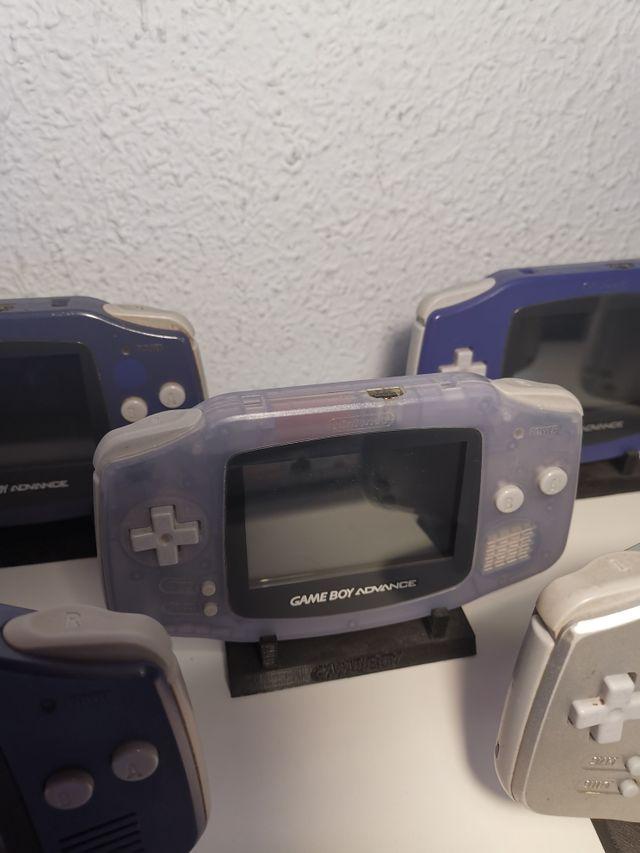 Colección 8+1 Gameboys Advance