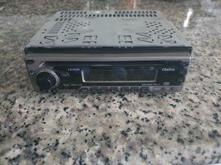 Radio CD y altavoces