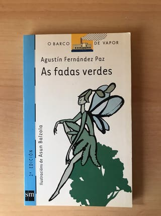 Libro: As fadas verdes