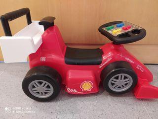 Correpasillos Ferrari Fórmula 1
