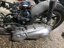 Motor honda sh 125