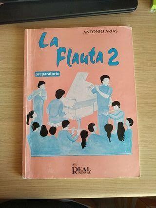 Libro para flauta travesera