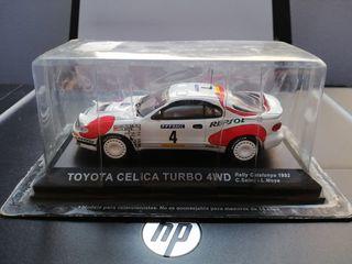 Toyota celíca turbo 4wd sainz moya