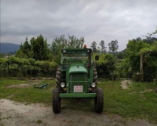 tractor Jong deere
